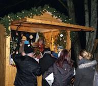 Advent im Schlosshof 2012